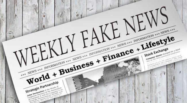 Fake News!