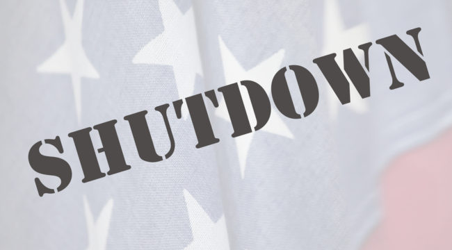 The Government Shutdown Rally Starts Now