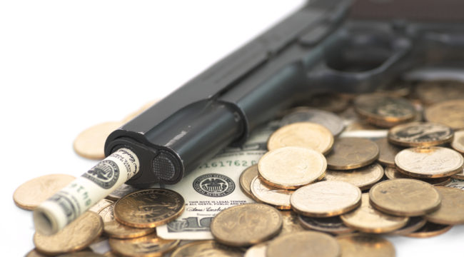 The Rich Life Guide to Ethical Investing - Gun Stock Edition