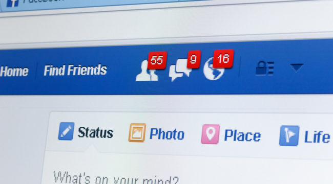 """Book Double-Digit Gains with a Facebook """"Detox"""""""