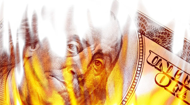 Hot Money, Historic Gains: Must See