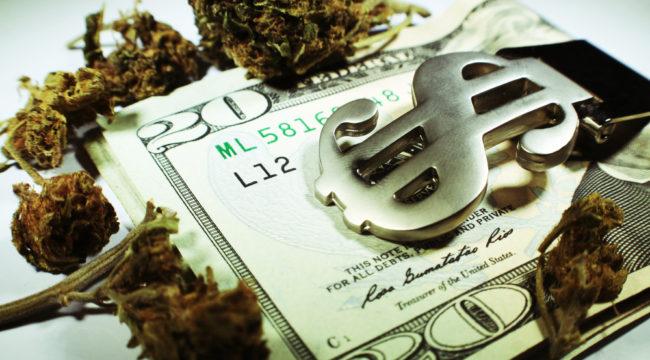 Ray Blanco: Pot Companies Can Bank, and Make You Bank!