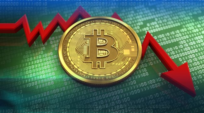 Bitcoin Bites the Dust [3 Must-See Charts]