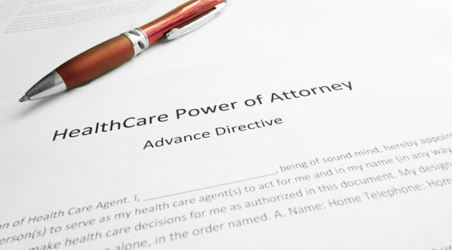 Is Your Durable Power of Attorney Missing This?