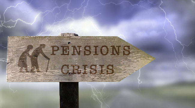 The Coming Pension Crisis Part II