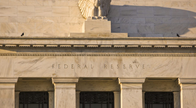 The Fed Gets Blindsided... Again