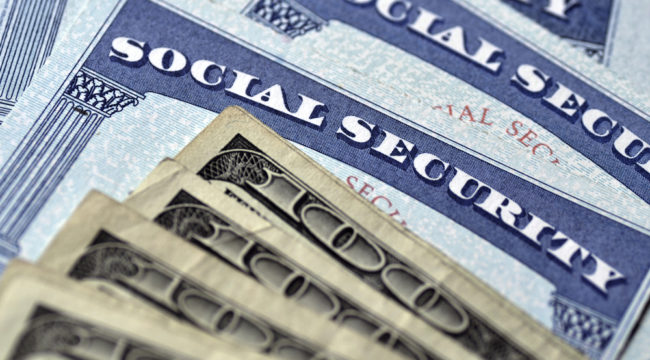 "Social Security ""Steals"" $131.8 Million From Widows..."