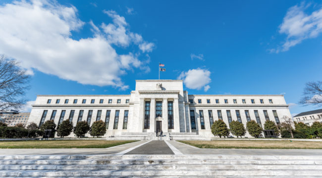 An Urgent Warning for the Fed