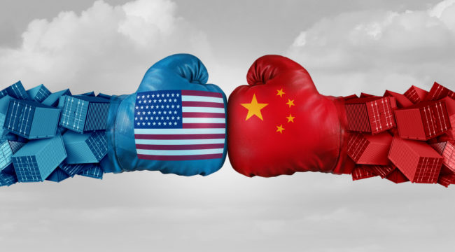 Currency War, Then Trade War -- Is Shooting War Next?