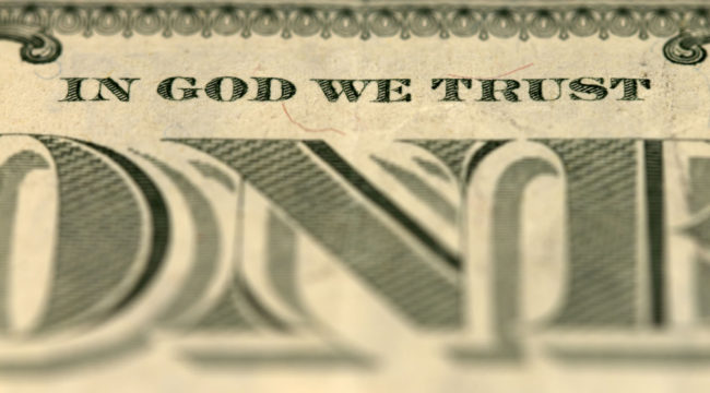 Does God Control the Stock Market?