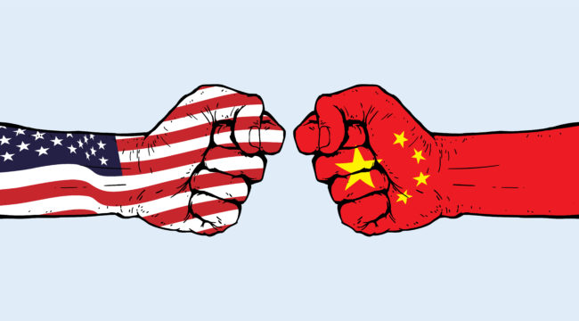 U.S. Plans to Destroy China's Superpower Ambitions?