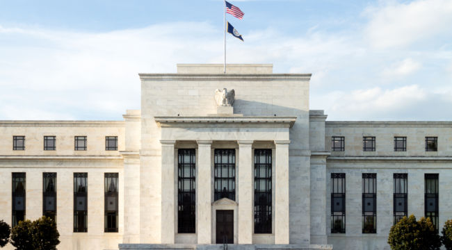 The Fed Sends Market Big, Fat Gift