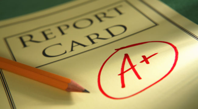 The Real-World Report Card (That You Need)