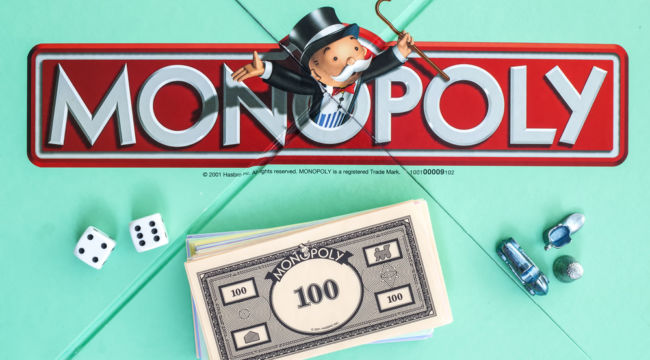 Why Monopoly's Rule #11 Is Ruining the U.S. Economy
