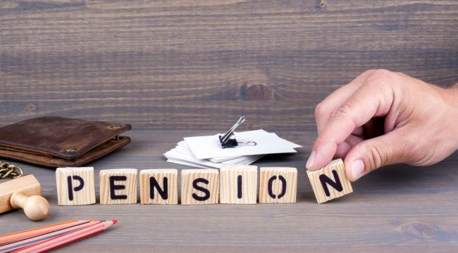Pension Tension
