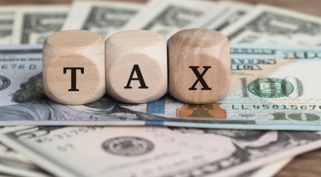 Lower Your Taxes by Thinking Rich