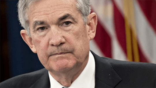 Jerome Powell Crosses the Rubicon