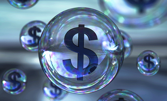 The 7 Stages of a Financial Bubble