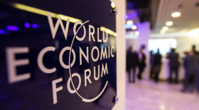 Three Concerns Hanging Over the Davos Elite