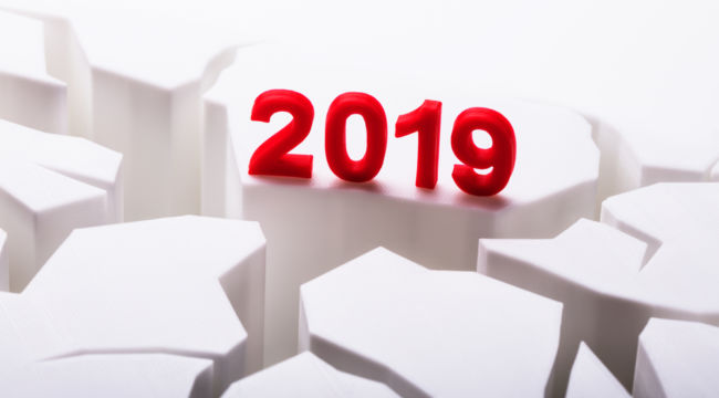 REVEALED: 3 Wild Market Predictions for 2019