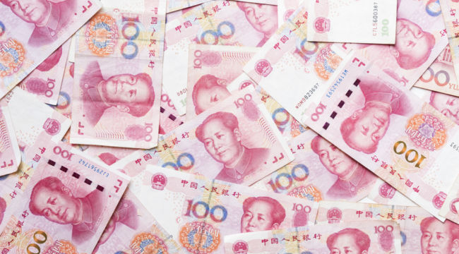 "China Snared in ""Middle-income Trap"""