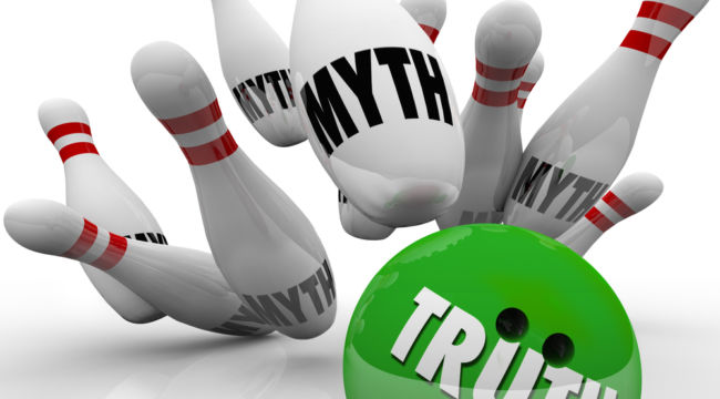 3 Market Myths Debunked
