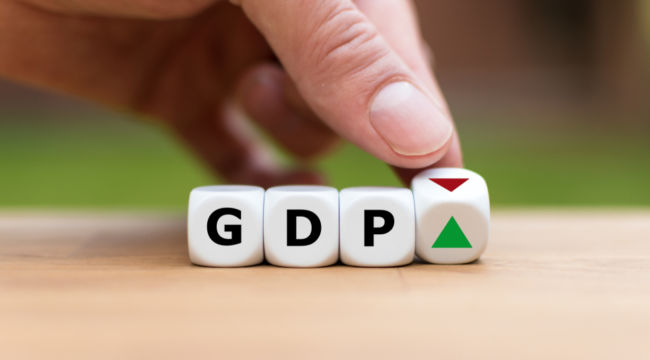 "GDP: The New ""Slow"" Normal"