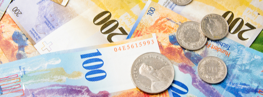 The Swiss Battle to Cheapen the Franc