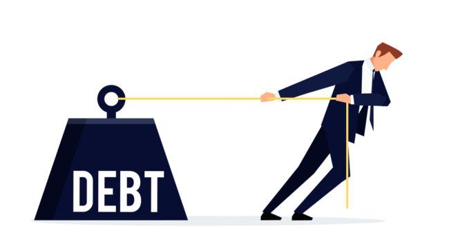 The Curse of Debt