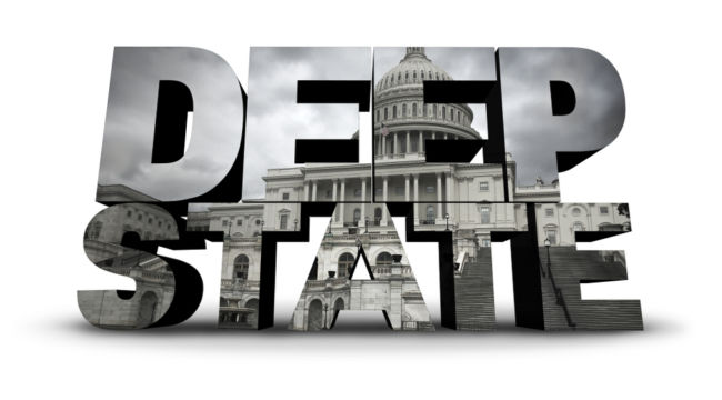 Unmasking the Deep State