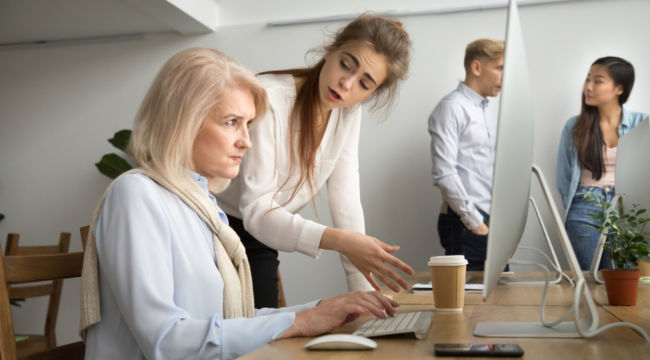 Could Being Over 50 Get You Fired?!