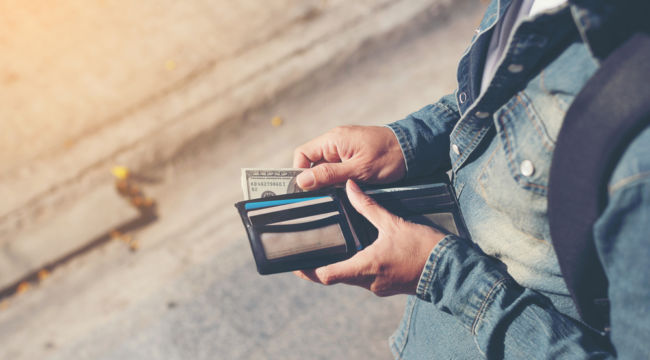 Is Your Wallet Dragging You Down?