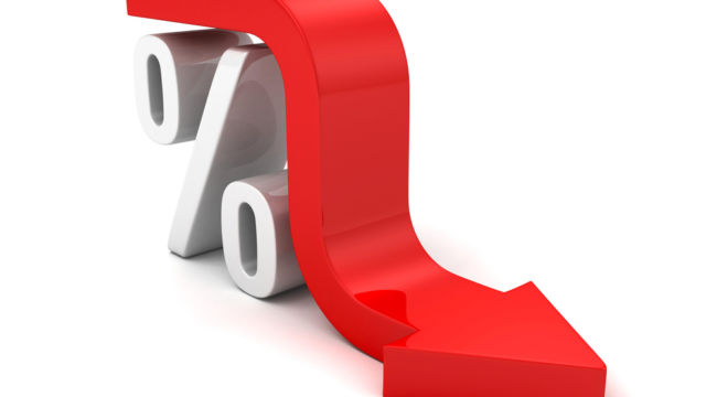 Central Banks Pushing for Negative (Real) Interest Rates