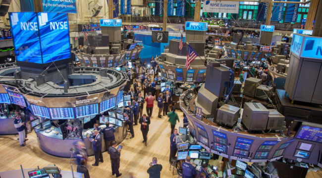 Wall Street Falls for the Ruse