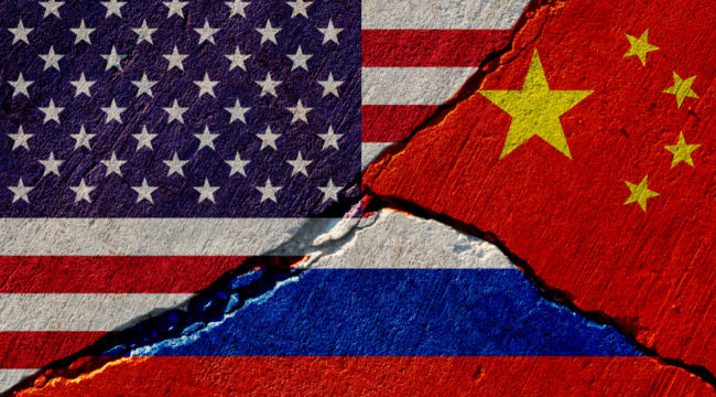 Elites Have Destroyed a Possible U.S. - Russia Alliance to Contain China