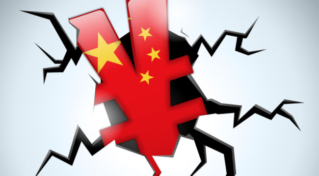 China's Collapse Has Only Begun