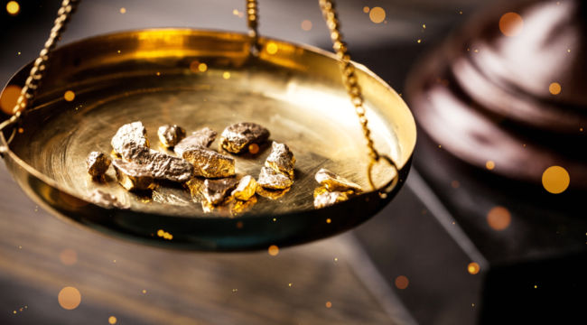 How Gold Is Manipulated