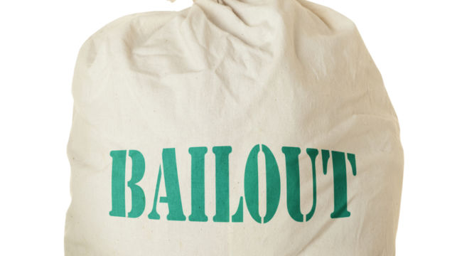 Did the Fed Bail out the Market Today?