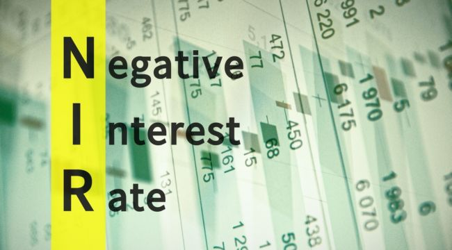 Heading Into Negative (Real) Interest Rates