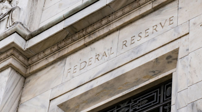 Why the Fed Won't Save the Market