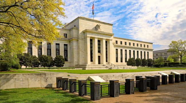The Fed Is Stealing Our Future