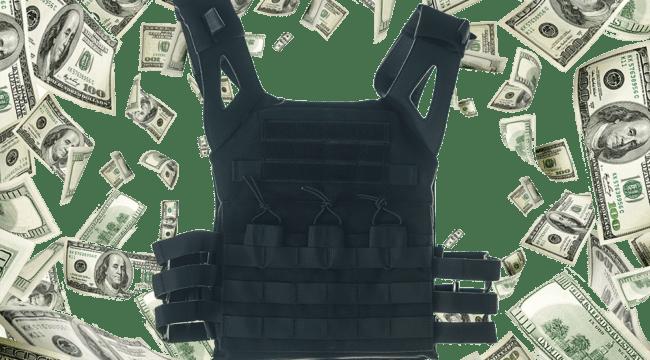 Investors Feel Bulletproof Again