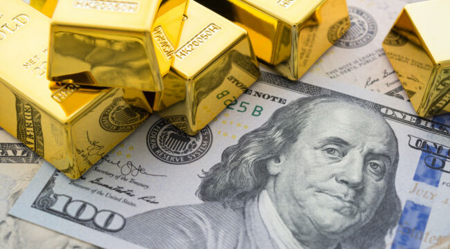 "The ""Government Put,"" Is a Tailwind for Gold"