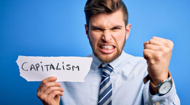 "The Last Gasps of ""Late Degeneracy Capitalism"""
