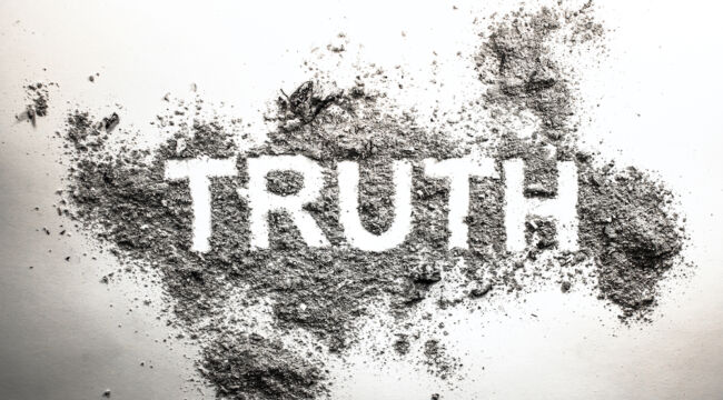 Will the Truth Really Set You Free?