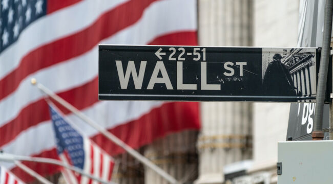 Could Wall Street Lose the Election?