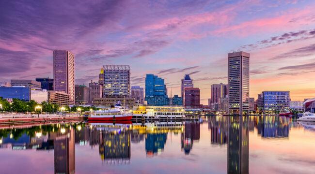 Goodbye, Baltimore