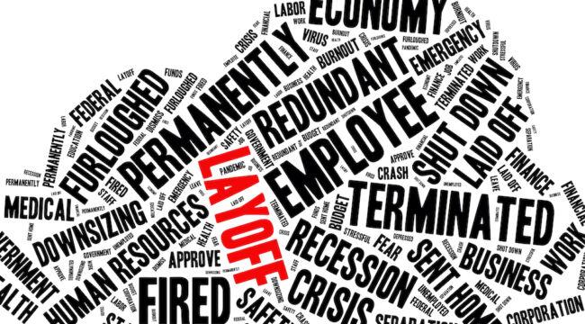 Rickards: The Layoffs Are Just Beginning