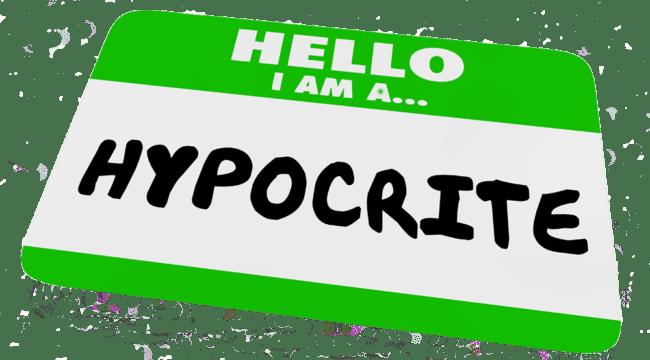 What Hypocrites