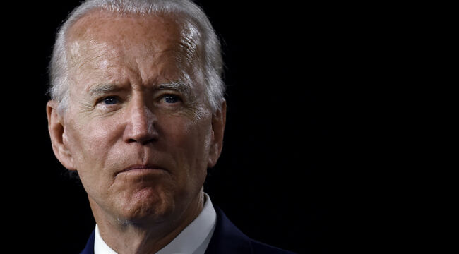 Biden Will Face New Depression